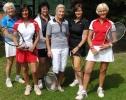 Das Meisterteam der Damen 60